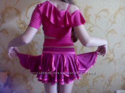 Одежда тренировочная бальные танцы