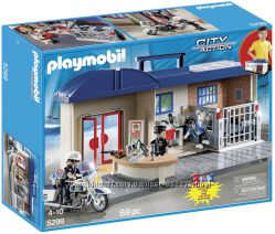 Playmobil 5299 Полицейский участок набор