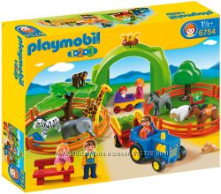 Playmobil 6754 Большой зоопарк