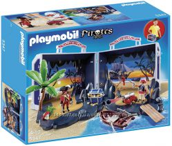 Playmobil 5347 набор в сундуке ПИРАТЫ