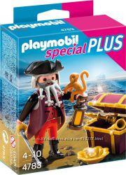 Playmobil Пираты разные