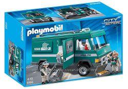Playmobil Инкасаторский автомобиль