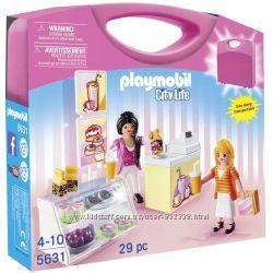 Playmobil 5631 набор в чемодане МАГАЗИН СЛАДОСТЕЙ