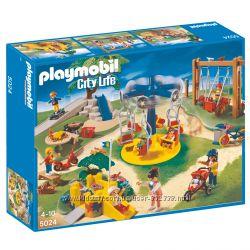 Playmobil 5024 большой набор ПАРК РАЗВЛЕЧЕНИЙ