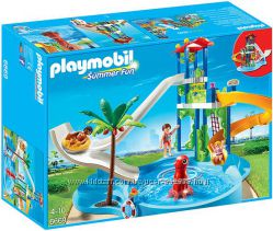 Playmobil 6669 Аквапарк и Подарок, Акция