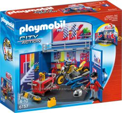 Playmobil 6157 Мото-мастерская