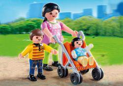 Playmobil тематические наборы фигурок разные