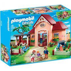Playmobil 5529 Ветеринарная клиника, большой набор и подарок
