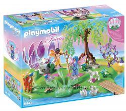 Playmobil 5444 Остров фей с волшебным фонтаном