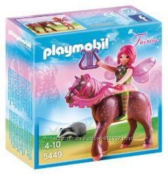 Playmobil 5449 Лесная фея Суря с лошадью