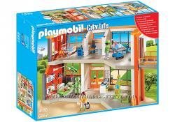 Playmobil 6657 Детская больница с наполнением новинка, акция