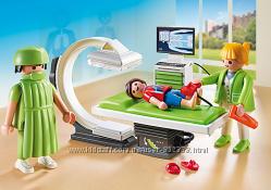 Playmobil Медицинские наборы, дополнения к больнице