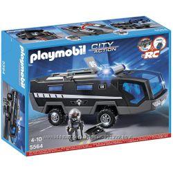 PLAYMOBIL 5564  Машина специального назначения со светом и звуком