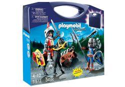 Playmobil 5972 набор в чемодане Рыцари