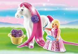Playmobil Сказочные принцессы Розали, Виола, Солнышко, Луна