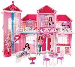 Barbie BJP 34 Вилла Малибу, Mattel