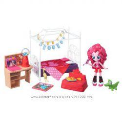 My little pony В 8824, Пижамная вечеринка Пинки Пай, Hasbro