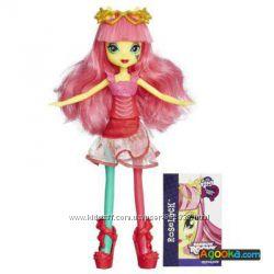 My Little Pony B 1187 Роузлак, Roseluck, Equestria Girls