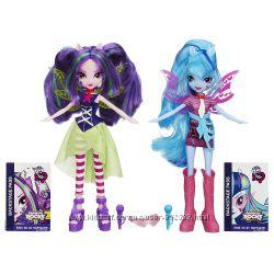 My Little Pony А 9223, Ария и Соната, набор 2 куклы, Equestria Girls