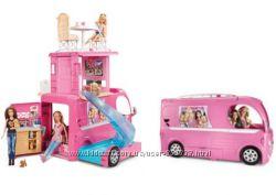 Автокемпер Barbie CJT 42, Pop Up Camper, Mattel, В наличии