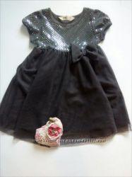 Нарядное платье, рост 110-116, фирма H&M