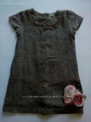Шерстяное платье, 6-7 лет, French connection