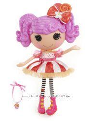 Кукла Lalaloopsy серии Lalabration Смешинка 33см
