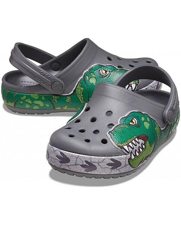Сабо Crocs Crocband для мальчика. Оригинал с оф. сайта США. Новые. С6