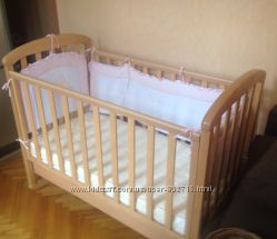 Кроватка Верес, Соня ЛД -9 с матрасиком