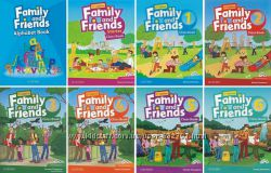 Family and friends 2nd CB-WB-GR - Starter, 1, 2, 3, 4, 5, 6