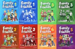 Family and friends CB-WB-GR - Starter 1, 2, 3, 4, 5, 6
