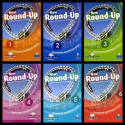 New Round Up Starter, 1, 2, 3, 4, 5, 6