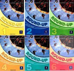 Round Up 1, 2, 3, 4, 5, 6 цветная печать