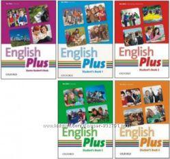 Комплект English Plus Student&acutes Book  Work Book