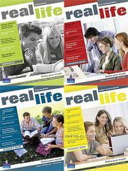 Комплект Real Life Student&acutes Book  Work Book