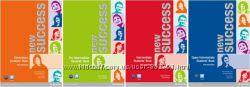 Комплект New Success Student&acutes Book  Work Book