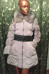 Baldinini пуховик пальто