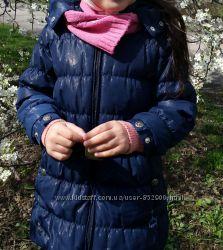 Kanz куртка для девочки евро зима 92р- 98р