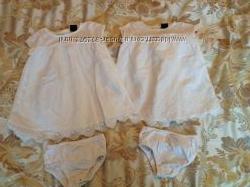 Продам платья туники babyGap 12-18  мес двойне