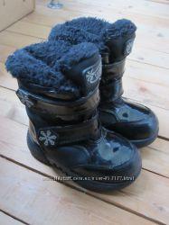 Зимние ботинки Cougar, разм Uk 8 или Eur 25, стелька 15, 8 см
