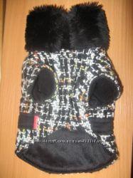 Пальто осенне-весеннее на собачку небольшой породы