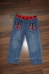 плотные джинсы bloozoo 18-24 мес