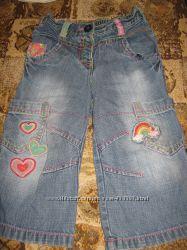 Джинсы и брюки от года до трех