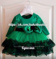 очень красивое платье под заказ