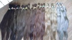 Продам натуральные срезы волос,