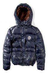 молодежная куртка Pull and Bear