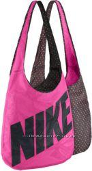 Женская двусторонняя сумка nike graphic reversible tote
