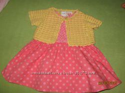 GAP красивое платье и болеро можно до года