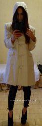 пальто демисезонное miss selfridge