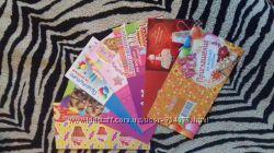 Приглашение на детский День Рождения, открытка